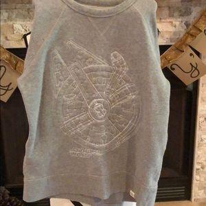 Gap Embroidered Millennium Falcon Sweatshirt